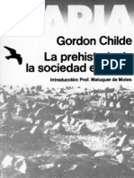 CHILDE La Prehistoria de La Sociedad Europea