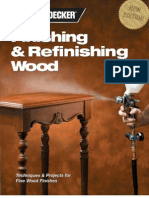 133172999 Black Decker Finishing Refinishing Wood