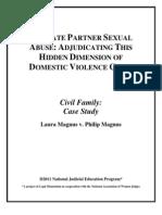 Magnus v. Magnus - 180-Minute Module for Civil/Family Court Judges