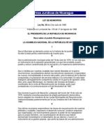 Ley de Municipios