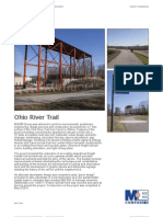 Ohio River Trail Project Flyers