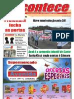 2009.04.17 - Nova Manifestação pela 381 - Jornal Acontece