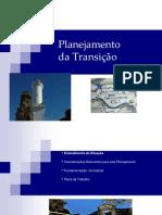 Planejamento da Transição