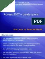 CURS 4&5S - Create Queries