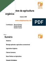 Fundamentos da agricultura orgânica