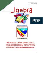 Modulo Algebra