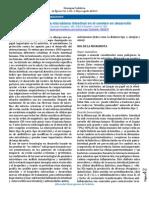 Efecto de la ecología microbiana intestinal en el cerebro en desarrollo