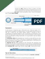 Estudo sobre fibras ópticas