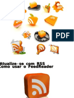 Como Usar Feeds de RSS
