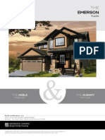 Emerson Duplex Spec Sheet