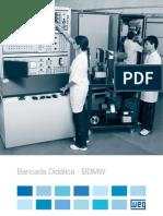 WEG Bancada Didatica Bdmw 50023199 Catalogo Portugues Br