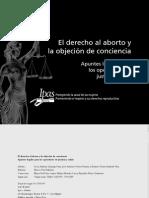 ABORTO Y OBJECIÓN DE CONCIENCIA