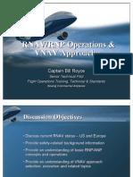 B737-Brnav-Rnp Ops and VNAV Approaches