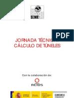 CÁLCULO DE TÚNELES