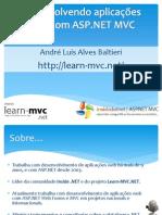 20110318 - Brasil - Itumbiara-GO - Desenvolvendo aplicações Web com ASP.NET MVC