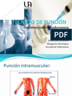 TÉCNICAS DE PUNCIÓN 2