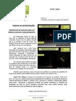 2013-07 - PI - Urb. Quinta Do Alto - Zona Alta - Quelfes - Residentes Sem Luz