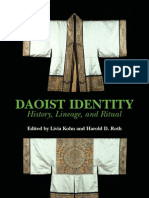Daoist Identity - History, Lineage, And Ritual