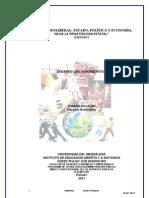 Estado Neoliberal y Politica de Privatizacion en Colombia Elsp