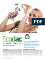 Écodac - la collecte intelligente