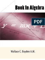Algebra For High School