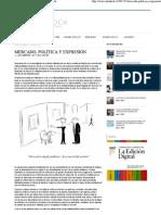 Mercado Política y Expresión - Luis Camnitzer