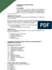 Lineamientos Generales de Las Tesis de Grado DGR