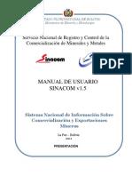 Manual Sinacom2