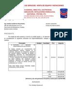 Cotización CFE 1 de feb 2103 3