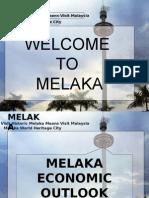 Azuddin Jud Ismail - Melaka Economic Outlook