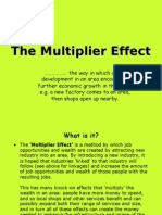 The Multiplier Effect & Nissan