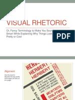 Visual Rhetoric (Project Three)