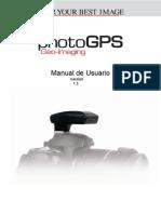 PhotoGPS Manual de Usuario