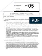 End of Module Evalaution