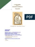 CATECISMO DE LA IGLESIA CATÓLICA.Compendio