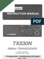 tx830n
