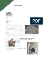 Decoración de frascos de vidrio con formas de sal (Autoguardado)