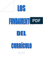 Fundamentos Del Curriculo222