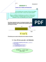 Matematica II - Sesion 11