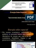 Energia Solar Espacial