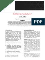 Bulk Materials Handling Berths