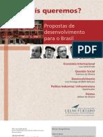 Que país queremos - Propostas para o desenvolvimento do Brasil.pdf