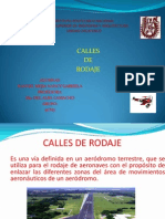 4.1 Calles de Rodaje (1)