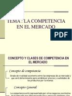La Competencia de Mercado Segundos Bach.