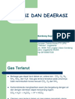 Aerasi Dan Deaerasi