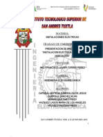 Proyecto Final Instalaciones Electricas