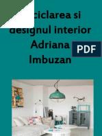 Reciclare Si Design Interior