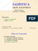 Variables Aleatorias 1012