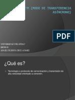 ATM (Modo de transferencia asíncrono)