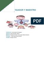 Copia de Escrito Reflexivo Maestro e Investigador